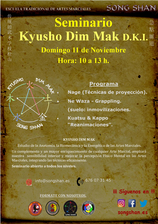 Kyusho Dim Mak D.K.I.